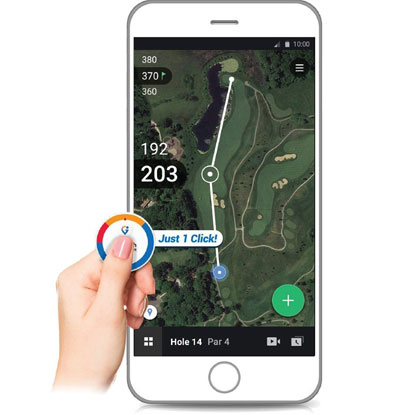 golf ball GPS market