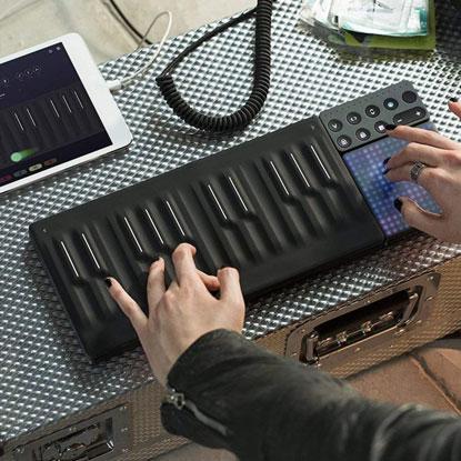 ROLI seaboard keyboard