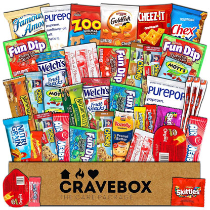 cravebox yummy gifts