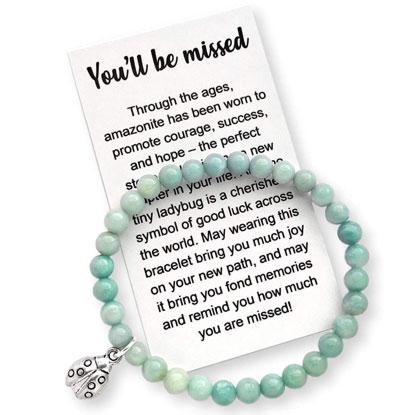 farewell bracelet