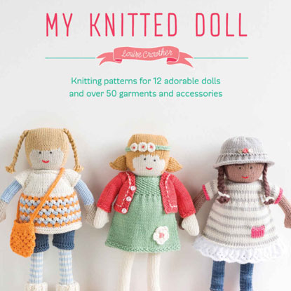 knitting doll book
