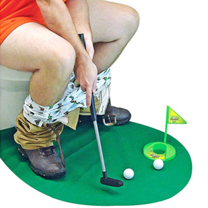 potty putter gift