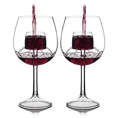 aerating wine glasses