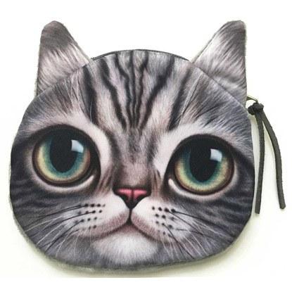 cat coin bag