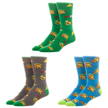 legend of zelda socks gift