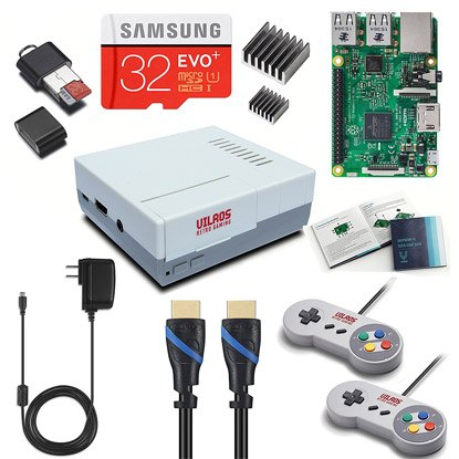 raspberry pi gaming gift set