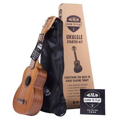 ukulele beginners set