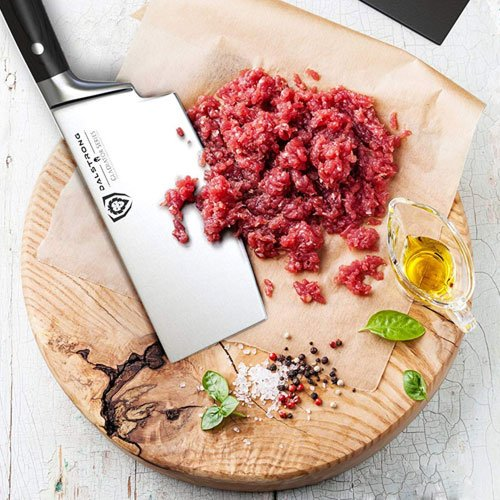 dalstrong meat clever