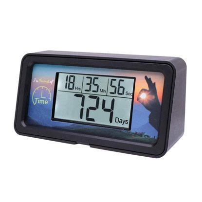 digital countdown clock