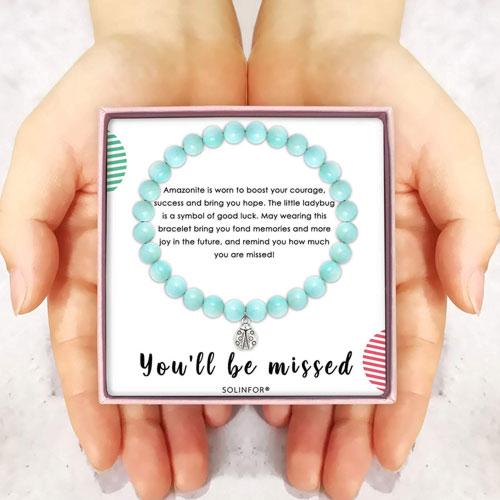farewell bracelet gift