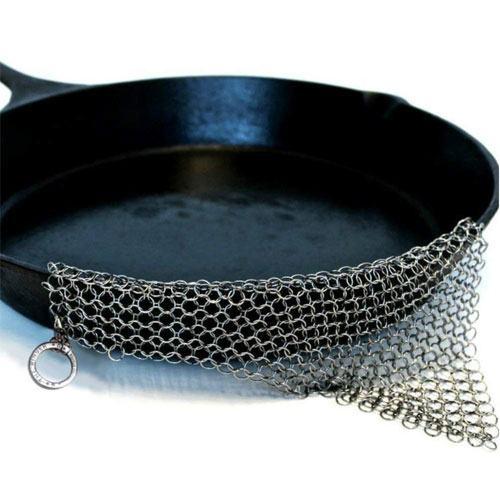 cast iron cleaner ringer