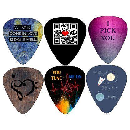 romantic guitar picks