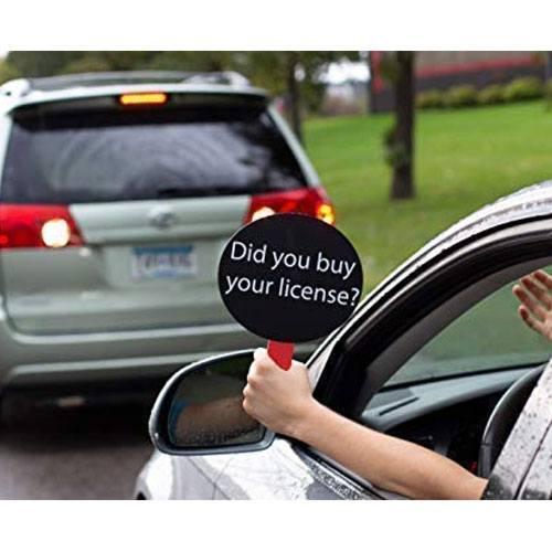 bad driver sign kit