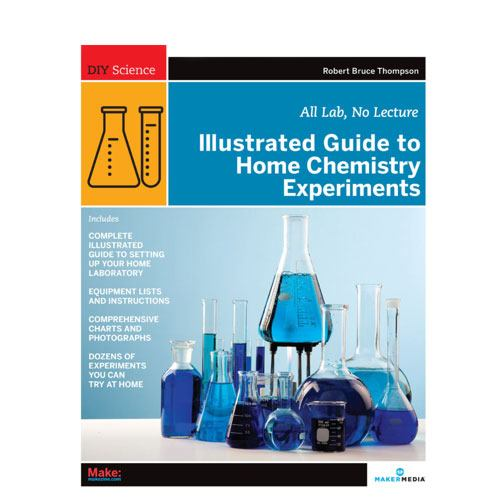 chemistry experiments book