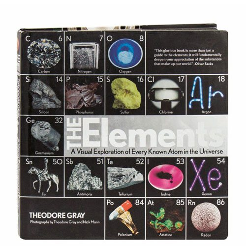 elements exploration chemistry gifts