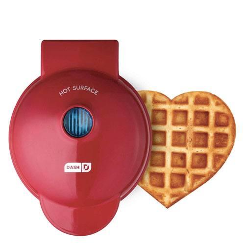 heart shaped waffle maker
