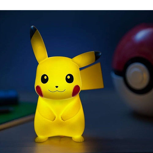 pikachu night lamp