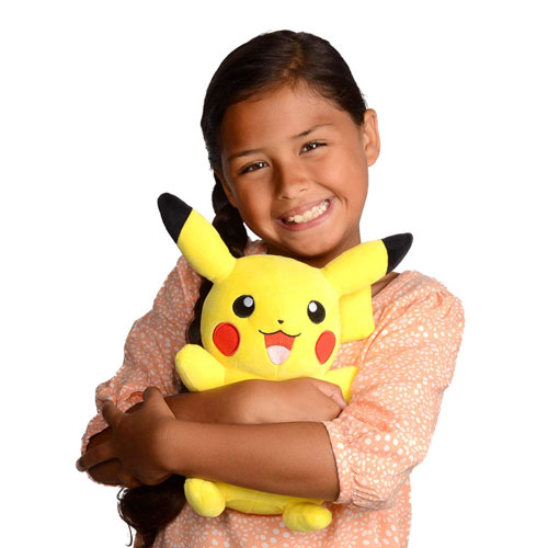 pikachu plush gift