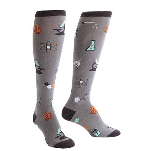 science chemistry socks