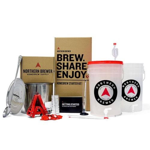 beer brewing kit  60th Birthday Gift Ideas