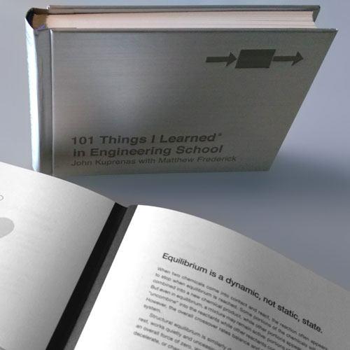 101 things i learned in engineering school book