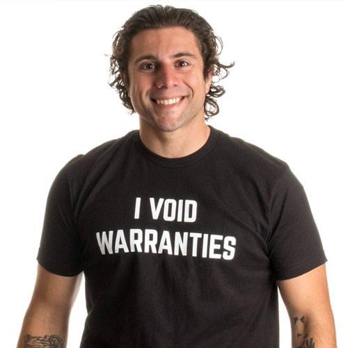 i void warranties shirt gift