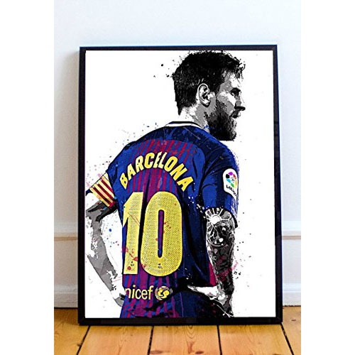 messi artwork