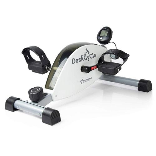 under desk exercise bike