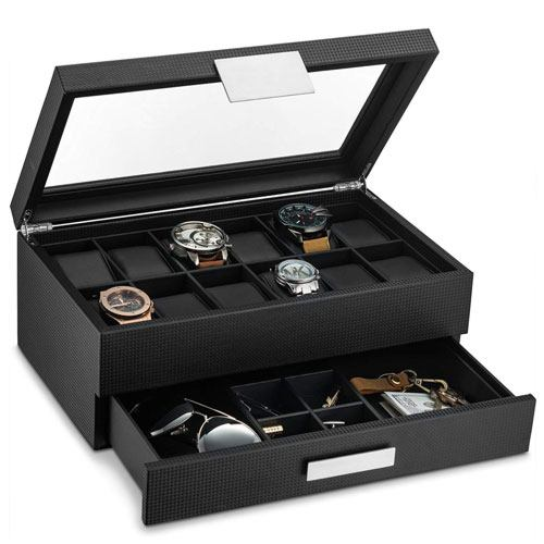watch display storage box