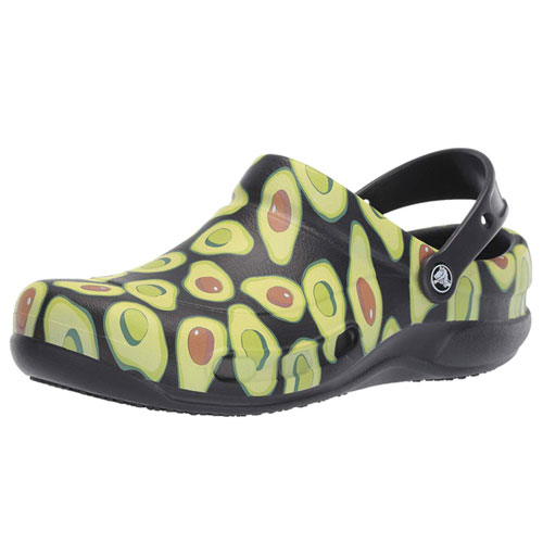 avocado crocs