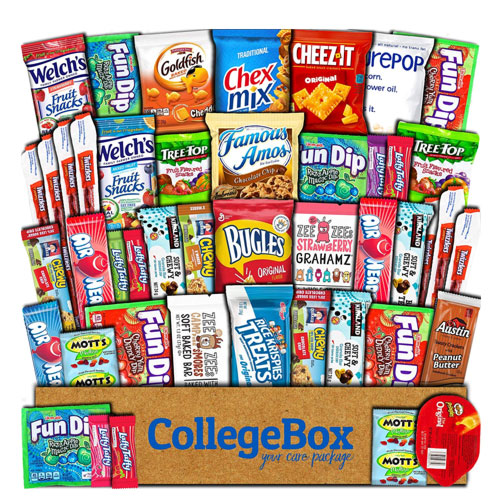college care package box