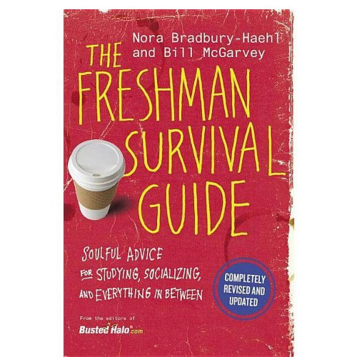 freshman survival guide book