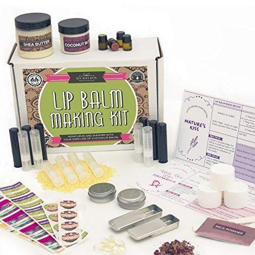 DIY lip balm kit