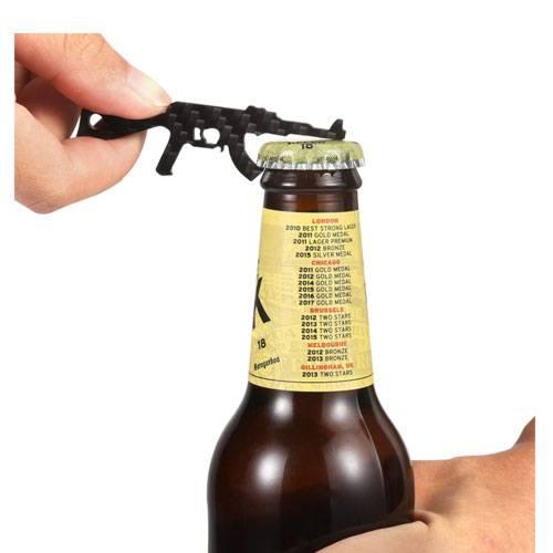 carbon fiber bottle opener gift