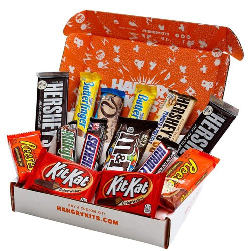 chocolate care package kit