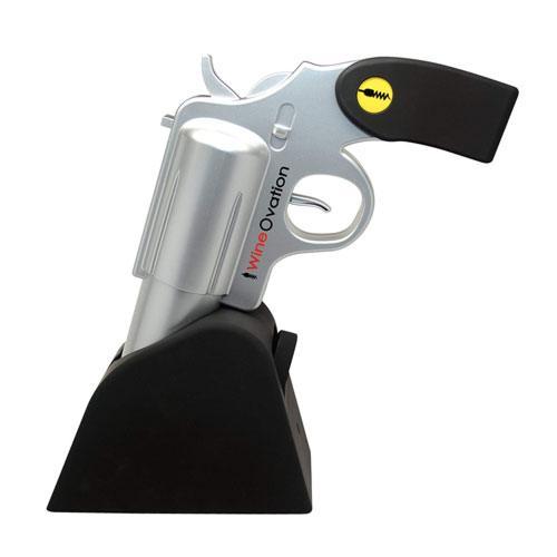 electric gun wine opener