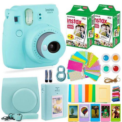 fujifilm instant camera kit