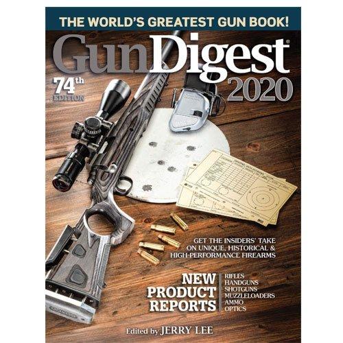 gun digest 2020 book