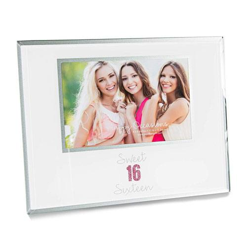 sweet 16 picture frame