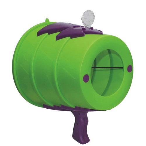 airzooka air cannon present
