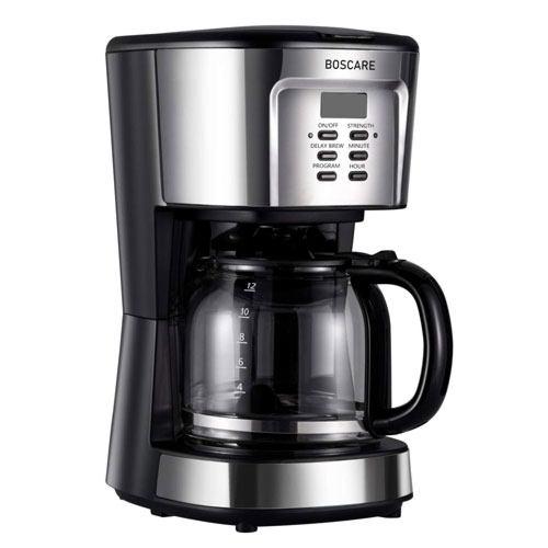 programmable coffee maker machine