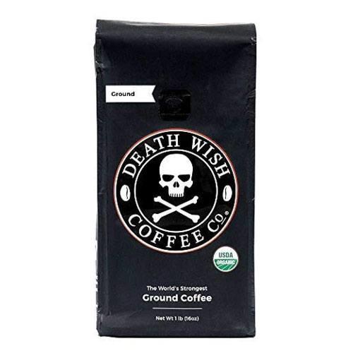 death wish coffee gift idea
