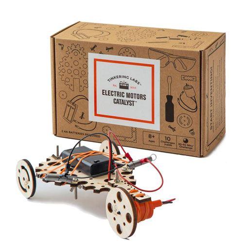 tinkering labs electric motors kit