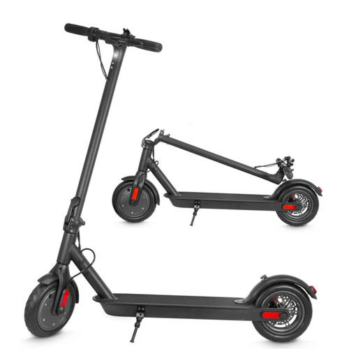 electric scooter present