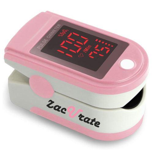 fingertip oximeter monitor