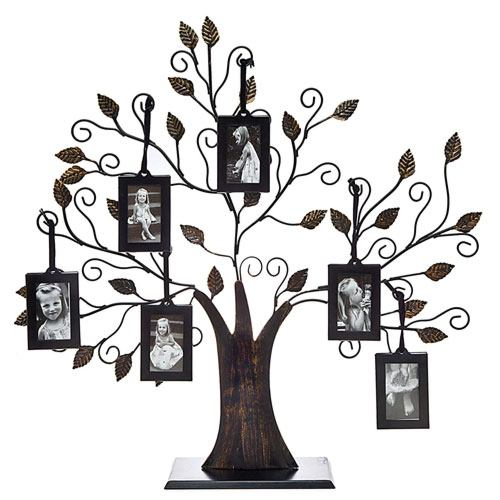 hanging family tree picture frame