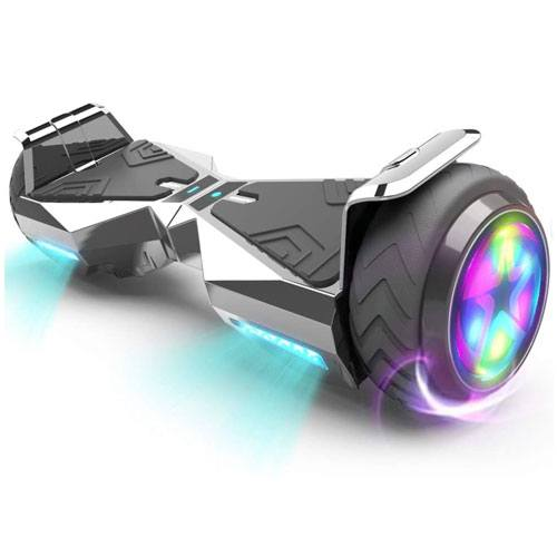hoverboard present