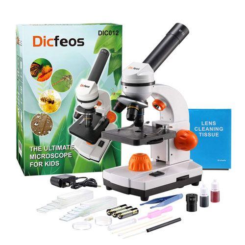 science microscope kit