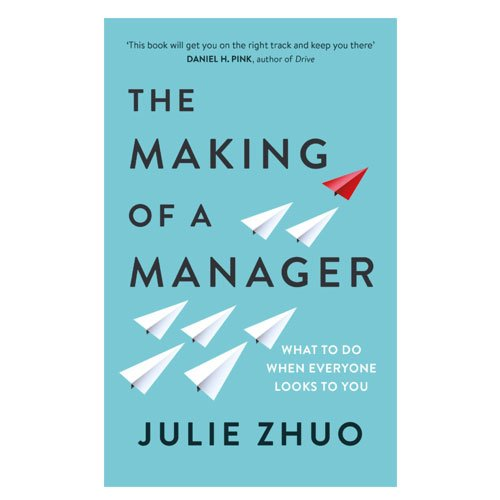 the making of a manager book