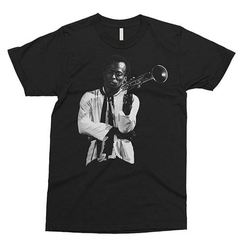 miles davis shirt